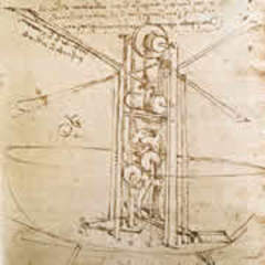 Flying machine leonardo da vinci